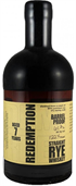 Redemption Rye Whiskey Barrel Proof 7 Year